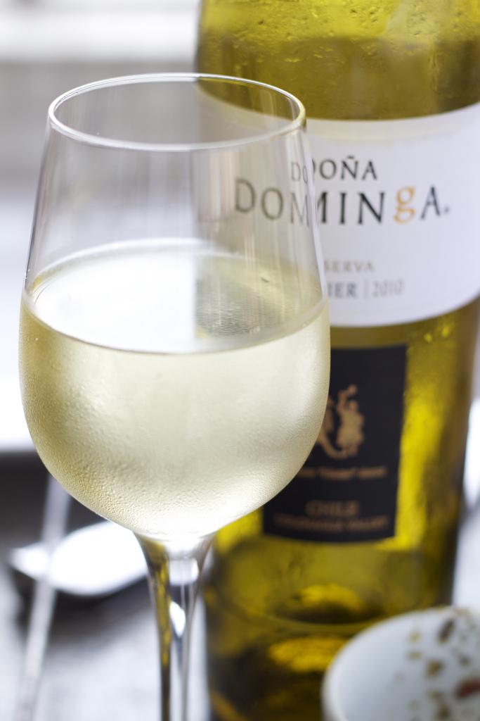 Doña Dominga Viognier 2010