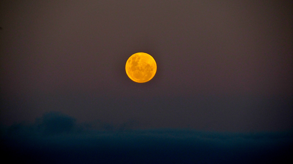 Noite de Lua Cheia