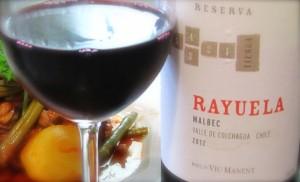 Rayuela Malbec Reserva 2012, oferta no super Zona Sul