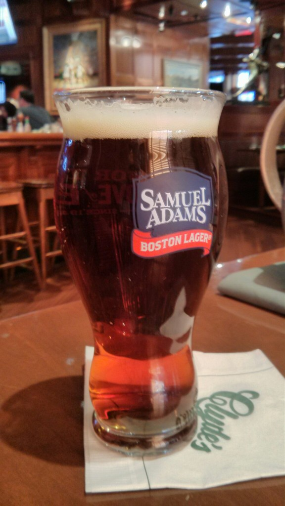 A cerveja sazonal de Boston