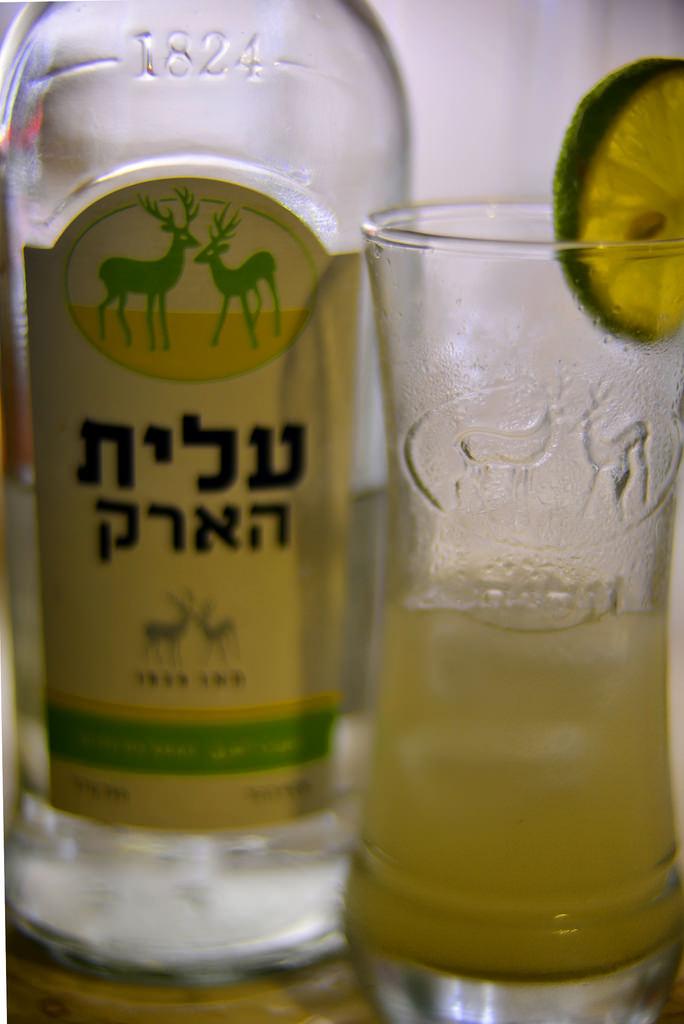 Caipira, novo drink made in Israel